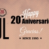 20º Aniversario
