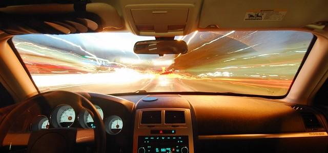 Deslumbramientos en la conducción